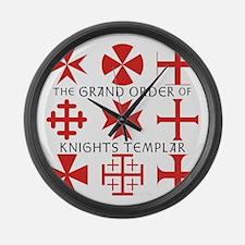 Grand Order Large Wall Clock