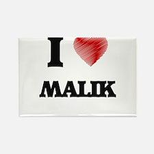 I love Malik Magnets