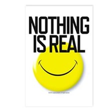 Nothing Is Real Postcards (Package of 8)
