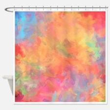 Colorburst Shower Curtain