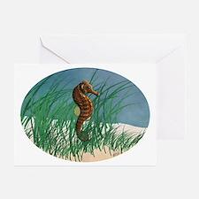 Seahorse Holiday Greeting Cards (Pk of 20) {MK}