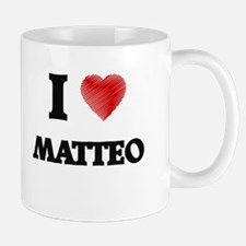 I love Matteo Mugs