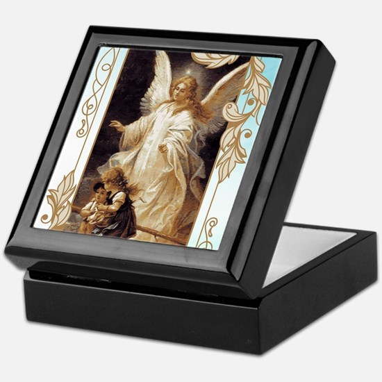 Angel of God (Day) Keepsake Box