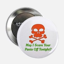 Halloween Pickup Line Button
