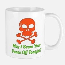 Halloween Pickup Line Mug