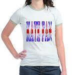 Kate Fan Jr. Ringer T-Shirt