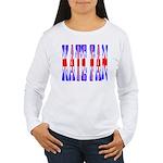 Kate Fan Women's Long Sleeve T-Shirt