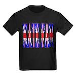 Kate Fan Kids Dark T-Shirt