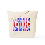 Kate Fan Tote Bag