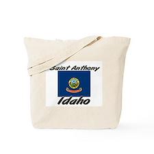 Saint Anthony Idaho Tote Bag
