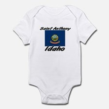 Saint Anthony Idaho Infant Bodysuit