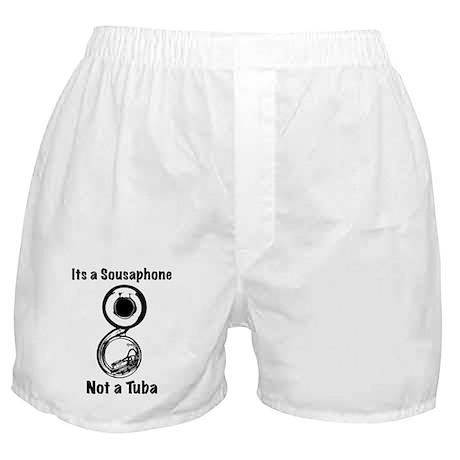 Not A Tuba Boxer Shorts