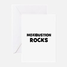 Moxibustion Rocks Greeting Cards (Pk of 10)