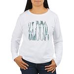 BLOOP Women's Long Sleeve T-Shirt