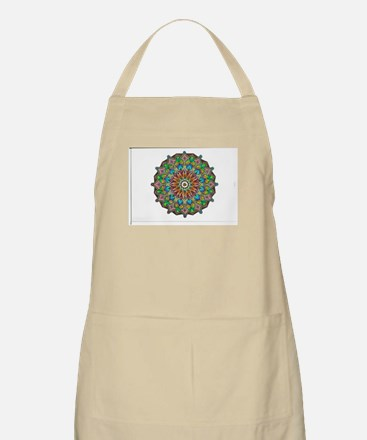 Wheel of life Apron