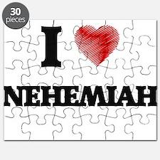 I love Nehemiah Puzzle