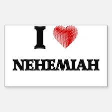 I love Nehemiah Decal