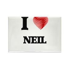I love Neil Magnets