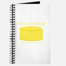 Cheddarrrr!!! The Cheese of Pirates Journal