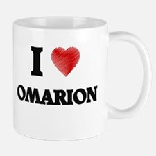 I love Omarion Mugs