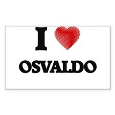 I love Osvaldo Decal