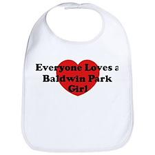 Baldwin Park girl Bib