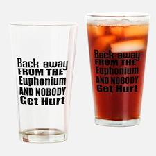 Euphonium and nobody get hurt Drinking Glass