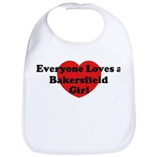 Bakersfield girl Bib