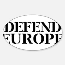 Defend Europe Decal
