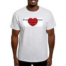 Glasgow girl T-Shirt