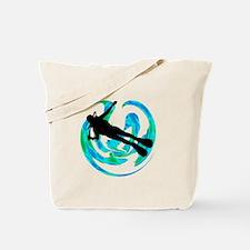 Cute Maldives Tote Bag