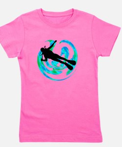 Cool Costa Girl's Tee