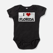 Cool Florida Baby Bodysuit