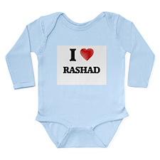 I love Rashad Body Suit