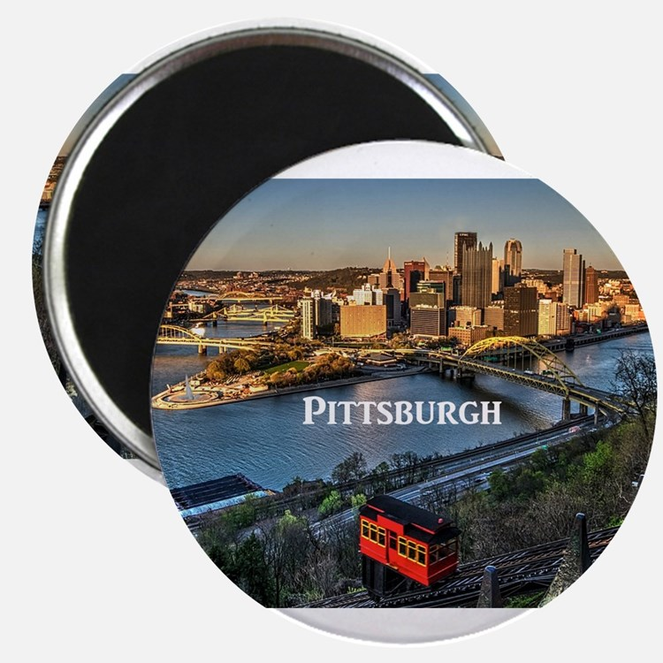 """Cute Pittsburghese 2.25"""" Magnet (10 pack)"""