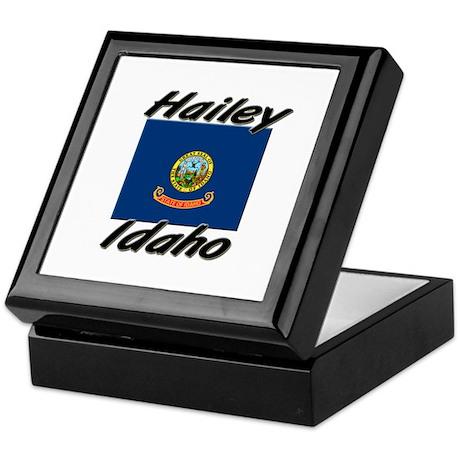 Hailey Idaho Keepsake Box