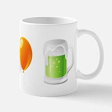 saint patricks day Mugs