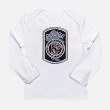 Unique Patrolman Long Sleeve Infant T-Shirt