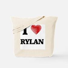 Unique I heart rylan Tote Bag