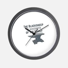 Blacksheep Blacksmith Wall Clock