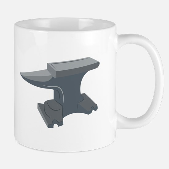 Blacksmith Anvil Mugs