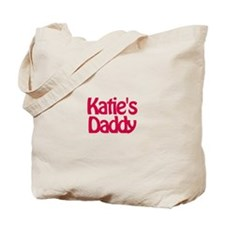Katie's Daddy Tote Bag