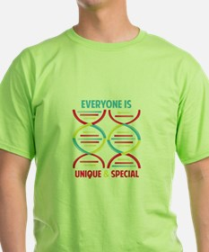Everyone Is Unique T-Shirt