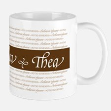 Thea (brown) Mugs