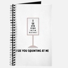 See You Squinting Journal