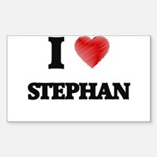 I love Stephan Decal
