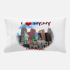 I Heart NY, NY Pillow Case