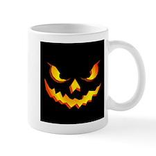 Halloween Pumpkin Face Mug