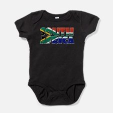 Unique South african 2010 Baby Bodysuit