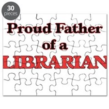 Proud Father of a Librarian Puzzle